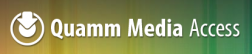 Quamm Media Research logo