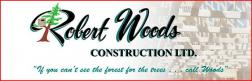 Robert Woods Construction logo