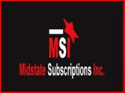 Midstate Subscriptions Inc. logo