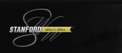 Standford Who's who logo