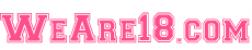 Weare18 website