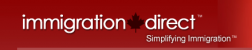 ImmigrationDirect.ca logo