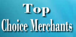 Top Choice Merchants logo