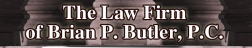 Law Office Of Brian P. Butler logo