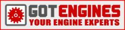 Got Engines, Inc. Jacksonville, FL. 32257 (877)268-0661 logo