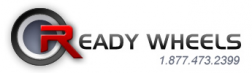 Ready Wheels logo