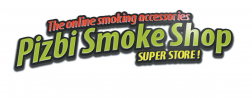 Pizbi Smoke Shop logo