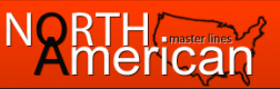 North American Master Lines logo