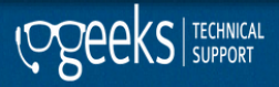Geeks Technical Support logo