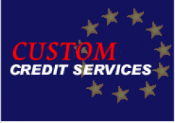Custom Credit Services logo