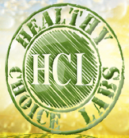 Healthy Choice Labs logo