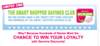 Smart Shoppers Savings Club logo
