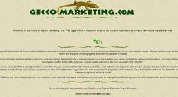 Gecco Marketing logo