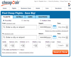 CheapoAir Reviews | Scambook