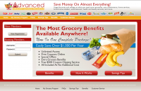 Grocery Benefit Fulfillment logo