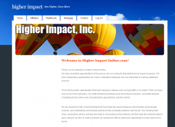 Higher Impact Inc. logo