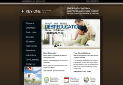Key One Solutions Inc. logo