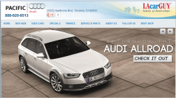 Pacific Audi of Torrance logo