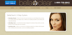 Bella Clear logo