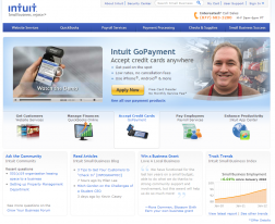 Intuit Payment Solutions logo