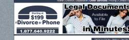 Divorce by Phone logo