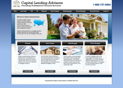 Capital Lending Advisors logo