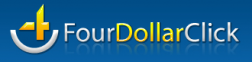 Four Dollar Click logo