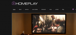 HomePlay logo