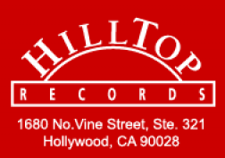 HillTop Records 1680 north vine street str 321 hollywood, ca 90028 logo
