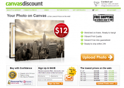 CanvasDiscount.com logo