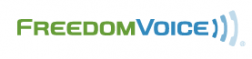 Freedom Voice Systems logo