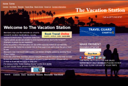 Vacation Station logo