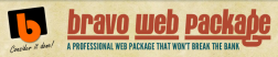 Bravo Web Package logo
