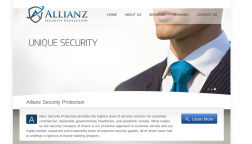 Allianz Security Protection logo