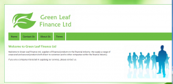 Greenleaf Finance Limited logo