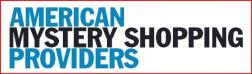 American Mystery Shopping Providers logo