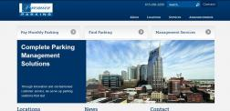 Premier Parking at 1204 21st Ave, Nashville, Tenn logo