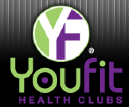 You Fit Health Clubs logo