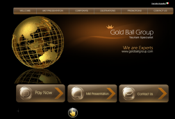 Gold Ball Group logo