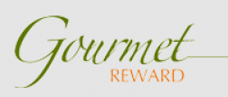 Gourmet Rewards logo
