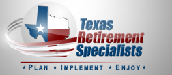 Texas Retirement Specialists logo