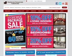 american signature furniture complaints scambook