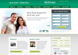 New Penn Financial logo