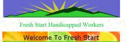 Fresh Start Handicapped Workers logo