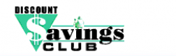 Discount shopper savings club logo