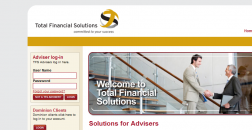 Total Financial Solutions logo