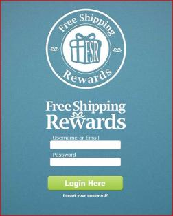 FreeShippingRewards logo