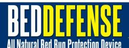 Bed Defense logo