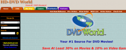 Hd Dvd World logo
