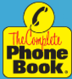 The Complete Phone Book logo